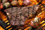 Steak grillen